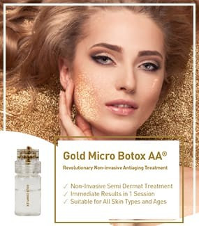 Gold Micro Botox