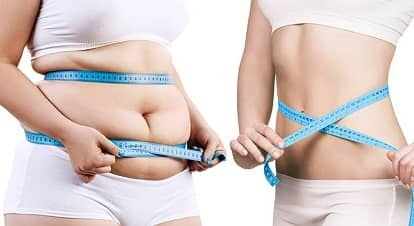 Effect of a Modest Weight Loss in Normalizing Blood Pressure