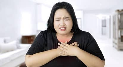 Weight and Heart Disease in Women