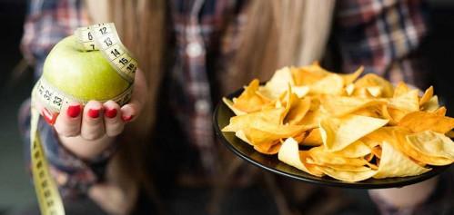 Healthy Alternative: How to keep off binge eating