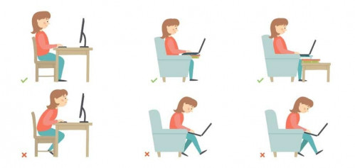 How To Acquire Correct Posture At Home & How Does It Benefit Us
