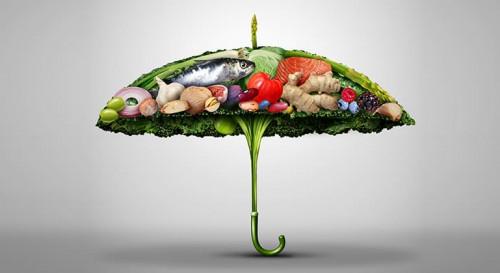 Vegetarian - Immunity Boosting Foods, the new trend