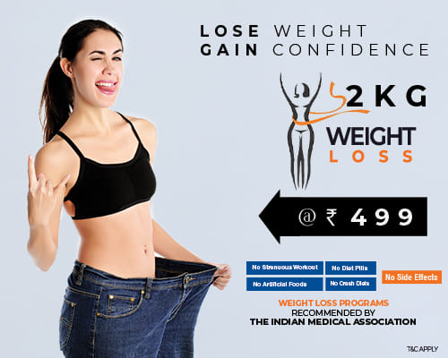 Vlcc 2 kg Weight Loss