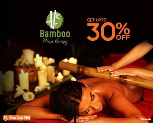 Vlcc Bamboo Magic Therapy