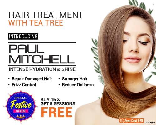 Vlcc Paul Mitchell hair Treatment