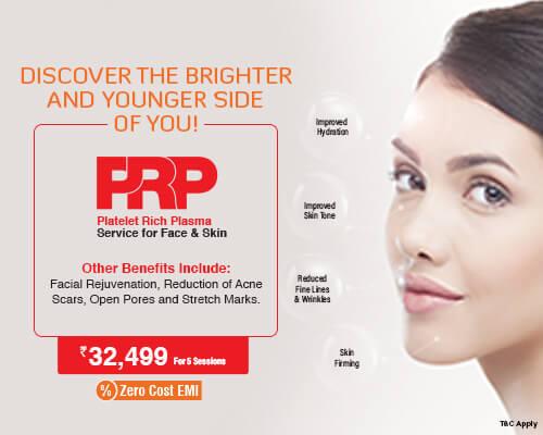 Vlcc  PRP Hair Regrowth Treatment