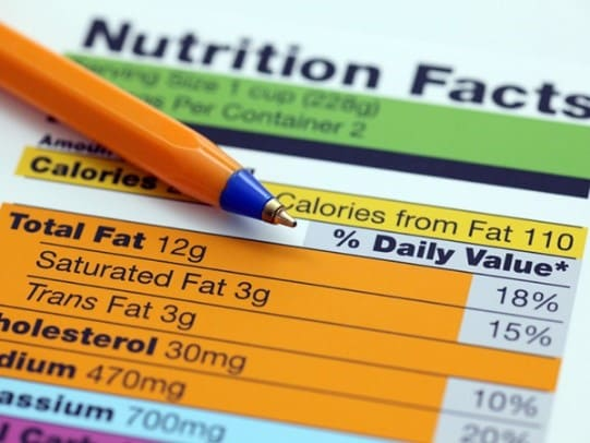 Basics of the Food Nutrition Labels