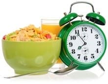 The timing of your Pre-Workout meal is a key