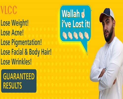 Vlcc Weight Loss Laser Hair Removal Beauty Packages